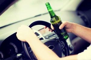נהיגה בשכרות פעם ראשונה